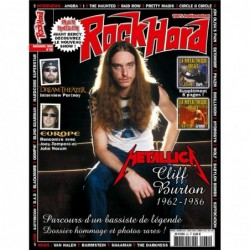 Couverture du Rock Hard n°60