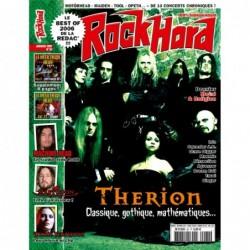 Couverture du Rock Hard n°62