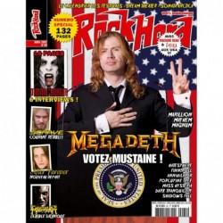 Couverture du Rock Hard n°65