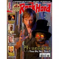 Couverture du Rock Hard n°73