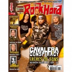 Couverture du Rock Hard n°74